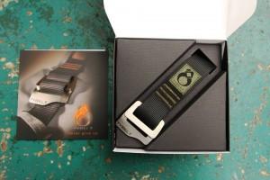 packaging ceinture TYBELT pro