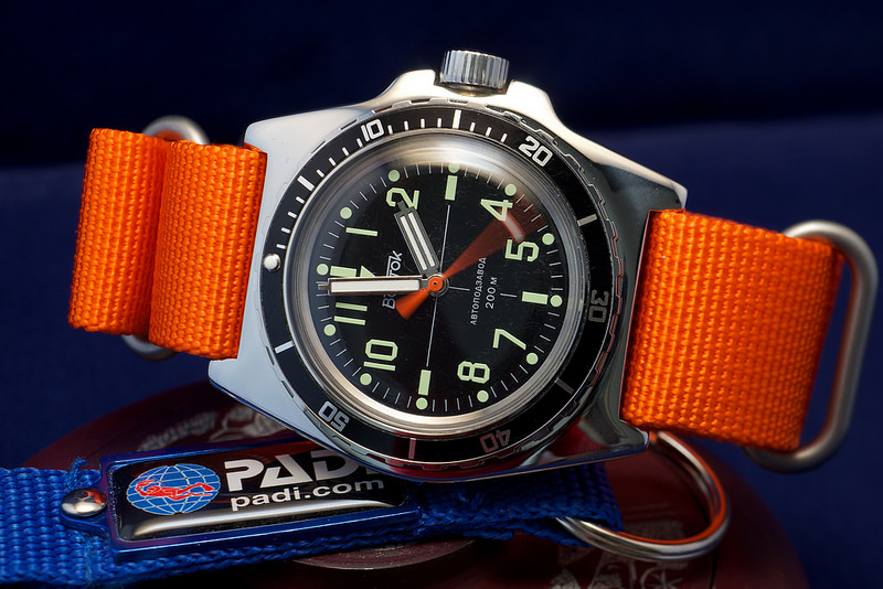 grand choix de 87320 5eefc Les montres russes Vostok – Clubtactic