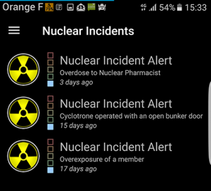 Alert 5 Android