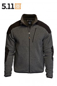 Veste Polaire Tactical Full Zip Sweater