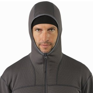 Naga Hoody Full Zip Wolf Arc'teryx Leaf
