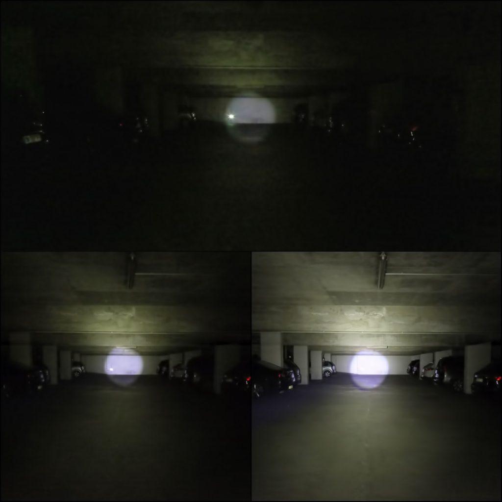 Lampe Torche Wuben LT35 PRO