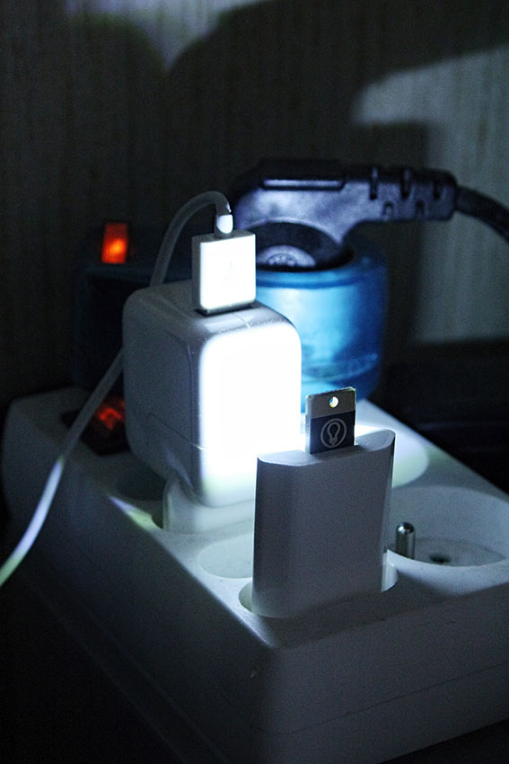 Micro leds USB