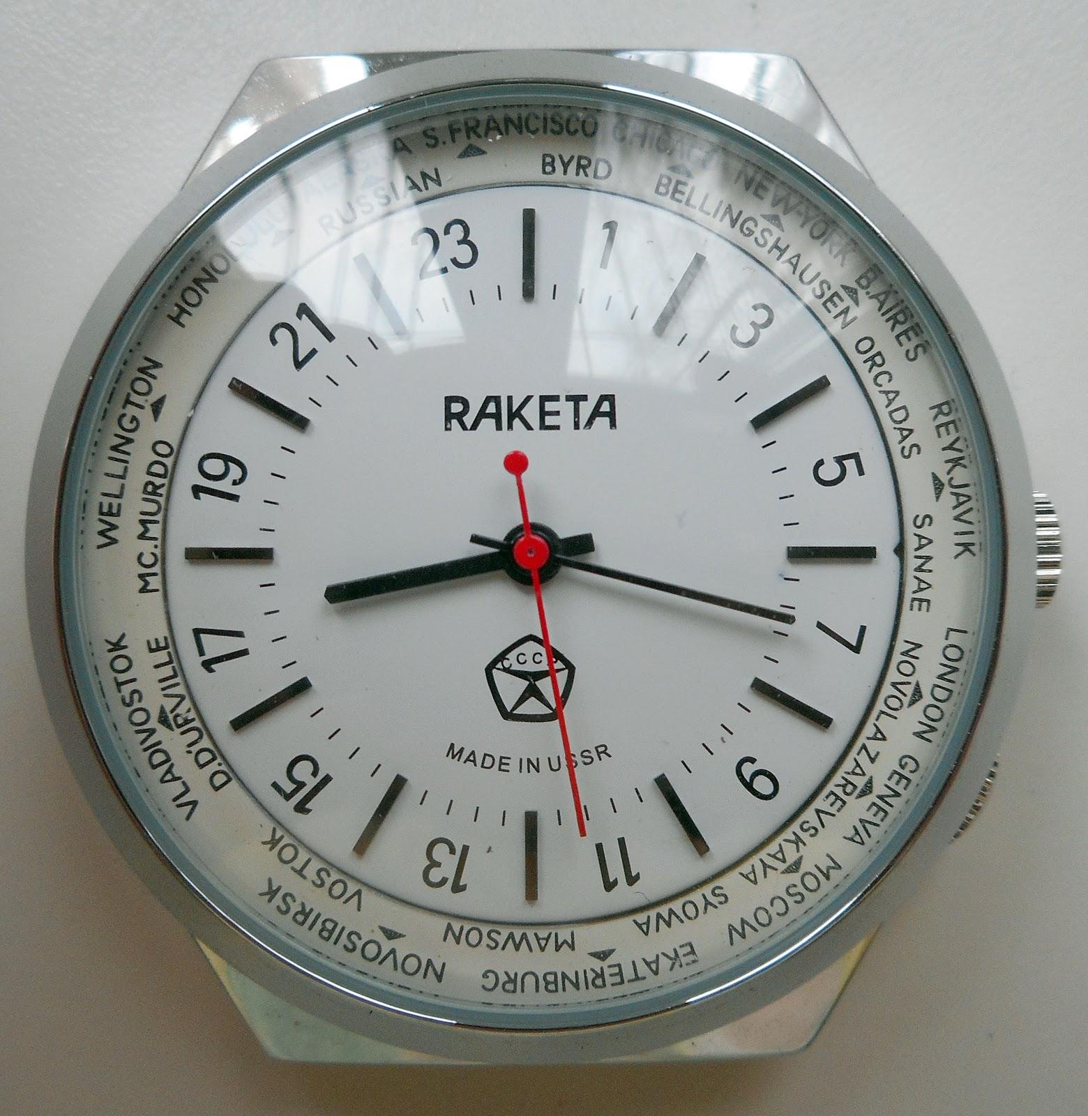 Où acheter des montres russes Clubtactic Survie