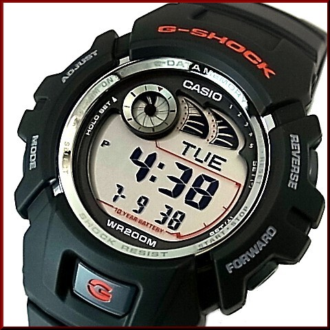 Casio G Shock G 2900F 1VER, une Toolwatch? Clubtactic  FCkqM