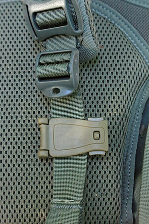 Bag Buckle Backpack Webbing Clip